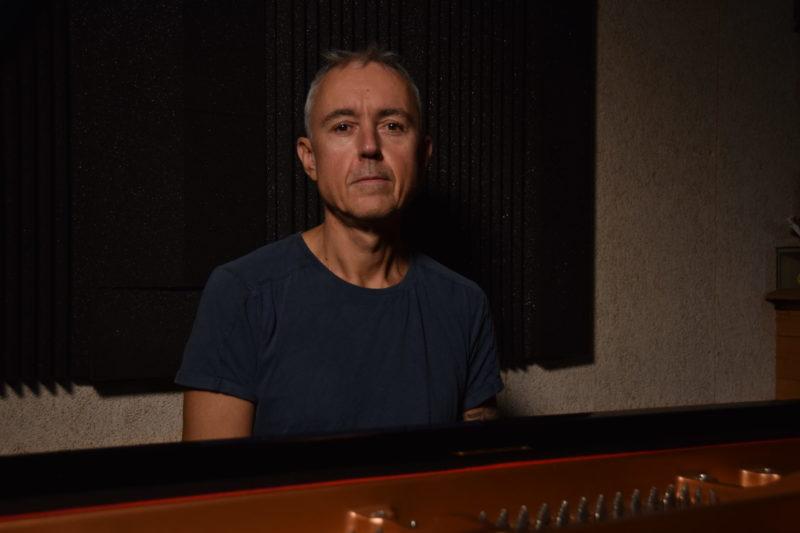 Phil au piano